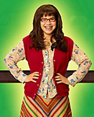 Like a wet bag of sand: <i>Ugly Betty</i>