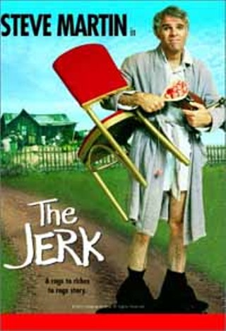 <i>The Jerk</i> plays May 10  at Jo's Coffee parking lot.