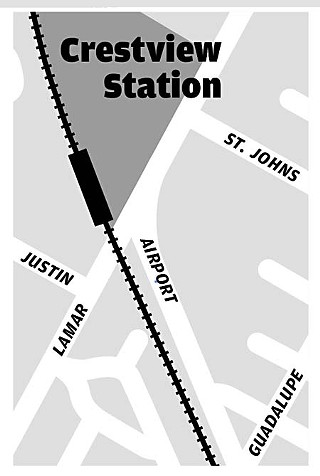 While Capital Metro fine-tunes the timing of the crossing gates on North Lamar, the city needs to figure out the traffic signal timing on Lamar and Justin Lane.