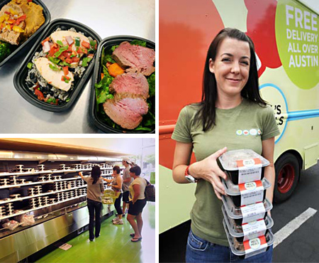 Best Next Best Thing To Hiring A Personal Chef: TIE: Melu0027s Meals; My Fit  Foods; Snap Kitchen