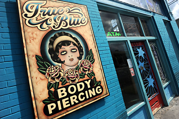 Best Tattoo Shop: True Blue Tattoo