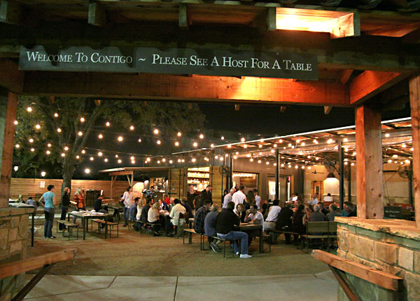Best Outdoor Dining: Contigo