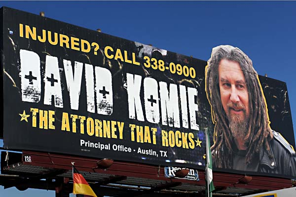 Best WTF??? on the Street: The David Komie Billboard