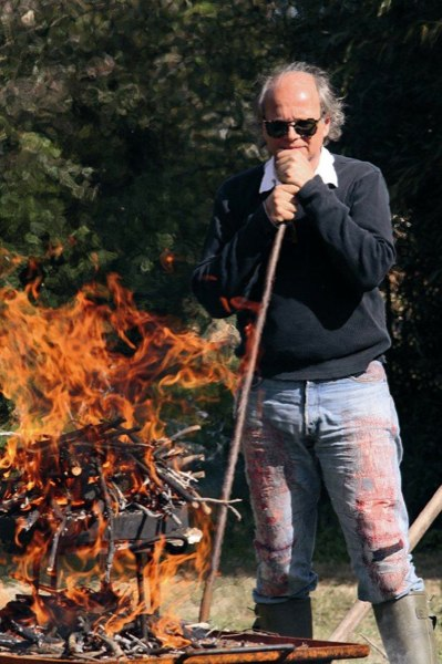 Chef Francis Mallmann Brings Fire to Austin