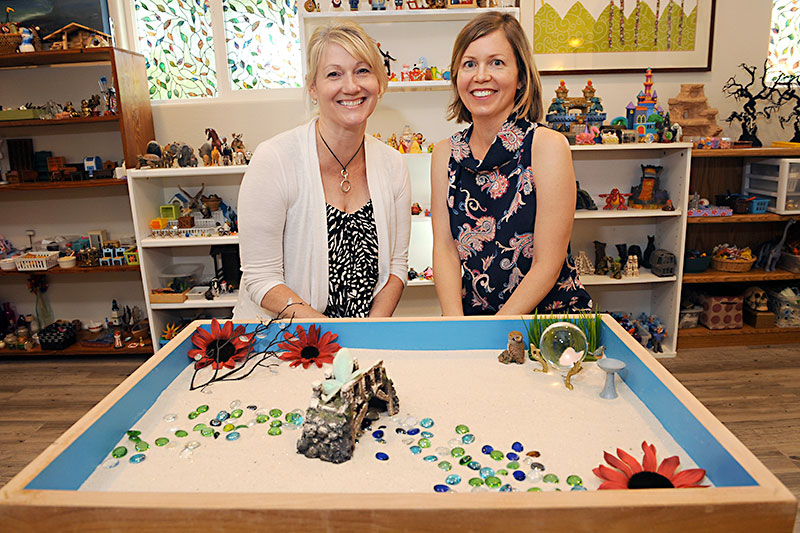Adult Play Issue Sandtray Therapy Unlocks Austin S Inner