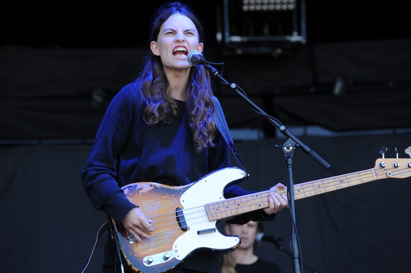 acl review eliot sumner sting s bass playing daughter proves equally compelling music the. Black Bedroom Furniture Sets. Home Design Ideas