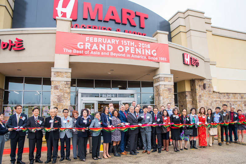 Sponsored: H-Mart Lakeline Grand Opening - 1 of 24 ...