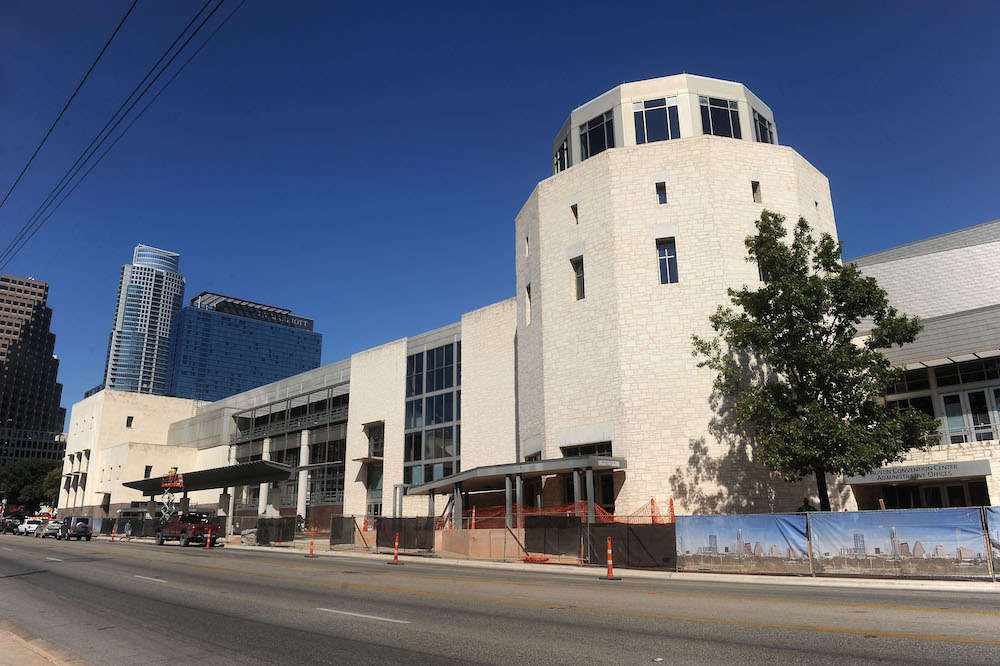 Petitions Filed to Force Vote on Convention Center