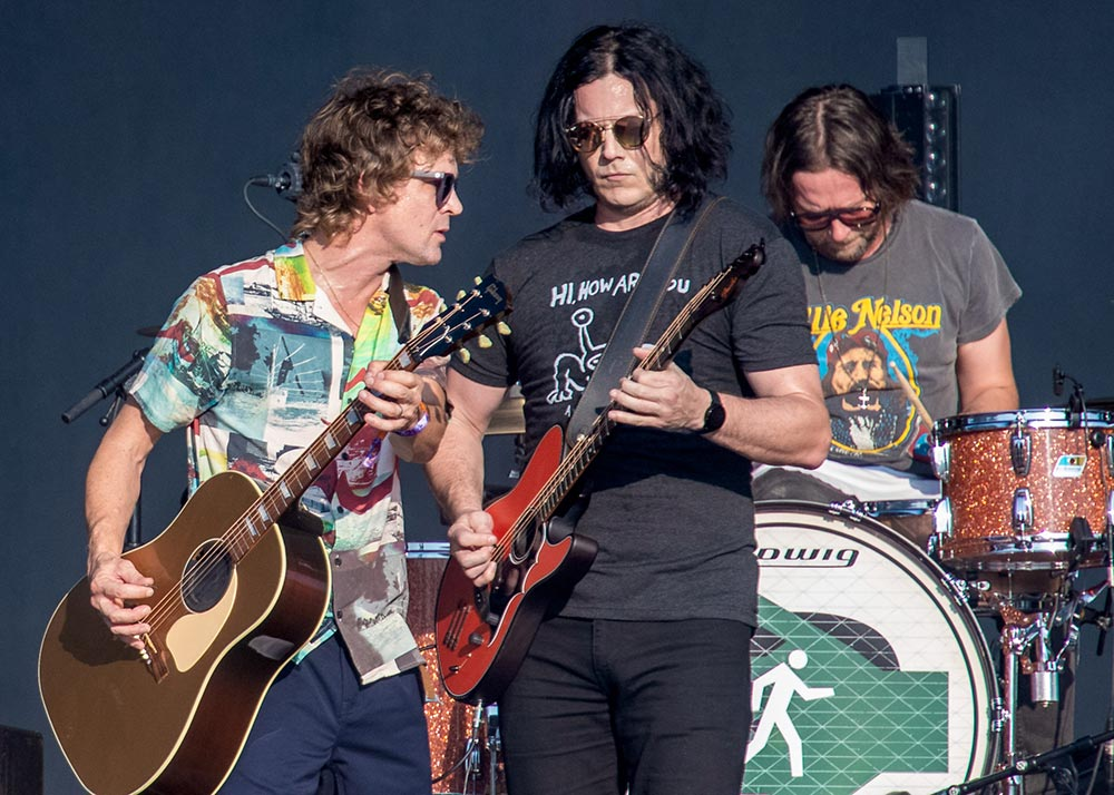 ACL Live Review: Raconteurs