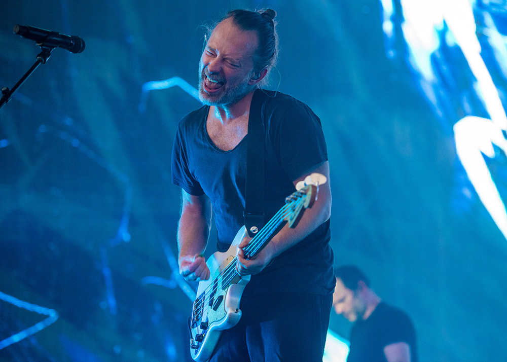 ACL Live Review: Thom Yorke
