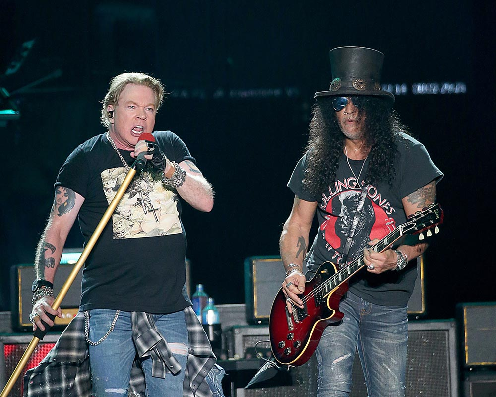 ACL Live Review: Guns N' Roses