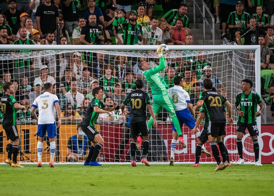 Austin FC's First Home Game Delivered All the Feels, Just None of the Goals