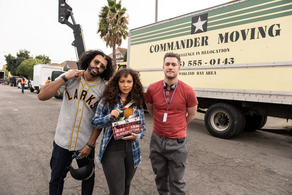 A Bigger View With Blindspotting