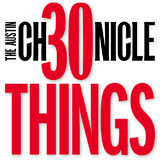 30 Things: The Highs, the Lows, the Lists