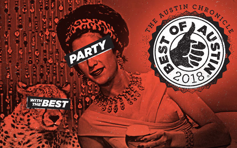 Best of Austin 2018 Party