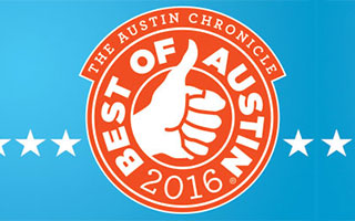 Best of Austin 2016 Winners