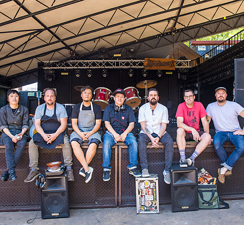 Food and Music Strike a Chord With These Austin Chefs: We explore ...