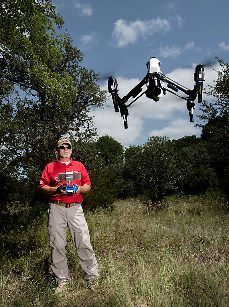 The Life of a Search and Rescue Drone Pioneer: How retired Air Force