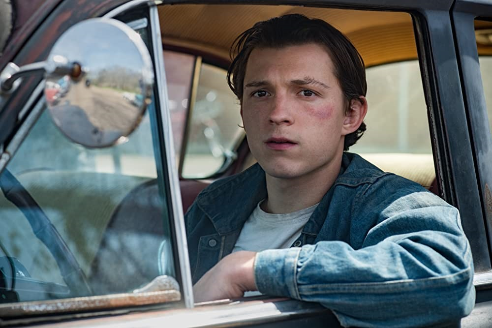 Bill Skarsgård on Being Intimidated by His Role in The ... |The Devil All The Time