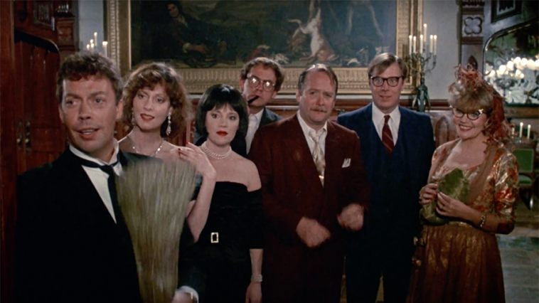 Clue - Movie Review - The Austin Chronicle