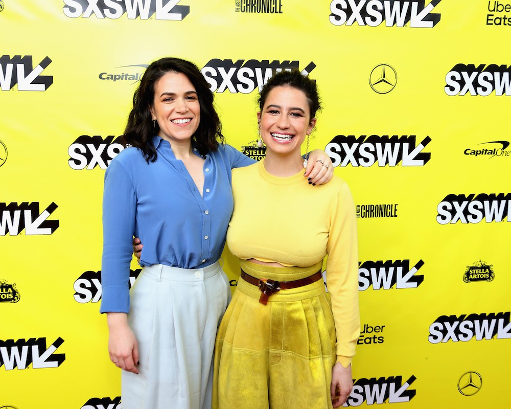 Abbi Jacobson and Ilana Glazer Say Goodbye to Broad City at
