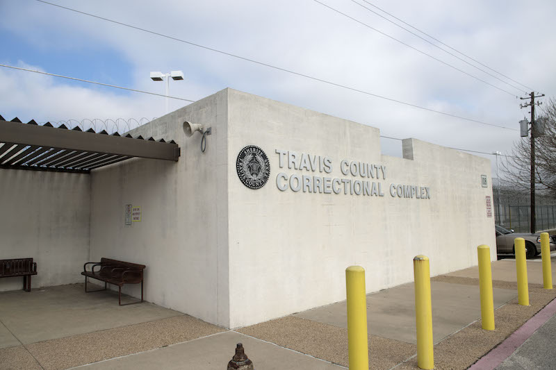 Pair of Deaths at the County Jail: TCSO believes both men died