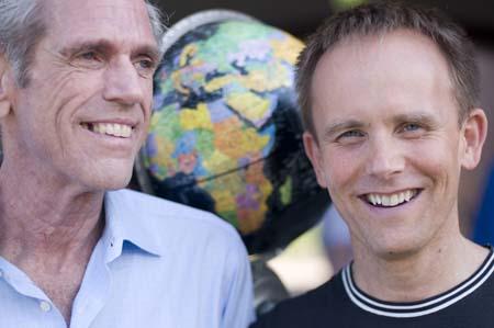 Tomorrow, the World: Craig Hella Johnson's company of voices has