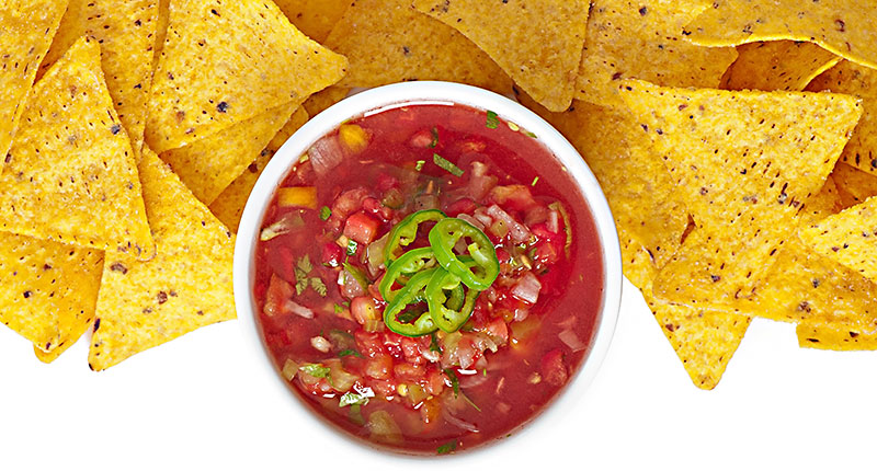 A Brief History of Chips and Salsa: The backstory on this