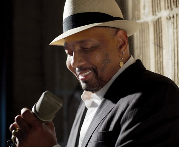 Tonight at the Paramount! Aaron Neville