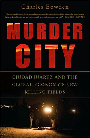 books readings1 I could just imagine Ciudad Juarez, a border city of Mexico close to El Paso ...