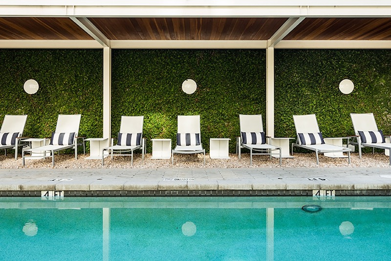 Eight Swanky Hotel Pools In Austin That Are Open To The Public