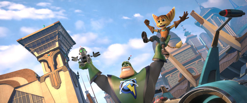 Ratchet Clank Movie Review The Austin Chronicle