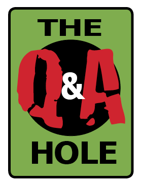 The Q&A Hole: What's Your Favorite Book Of All Time?