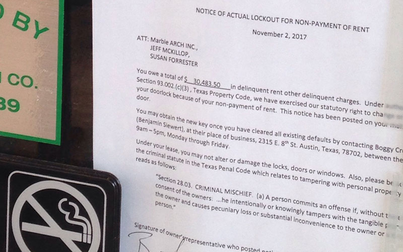 Dog & Duck Pub Closes Update Longtime employees send heartfelt