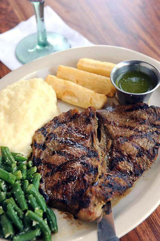 Restaurant guide south american steak house the for American cuisine austin