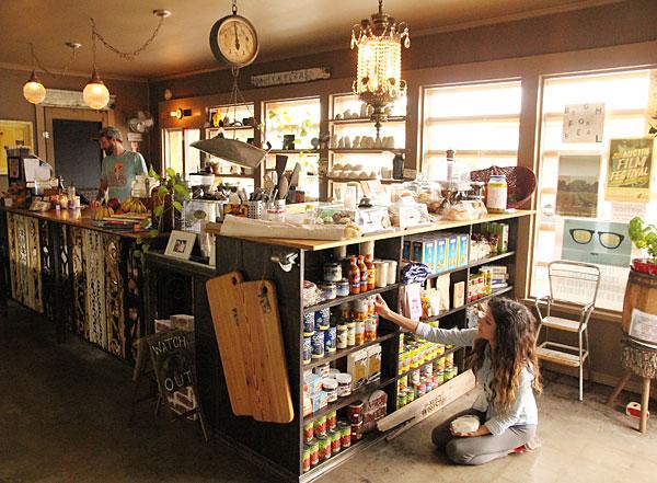 Wet whistle best farm fresh bohemian convenient store for Free people store decor