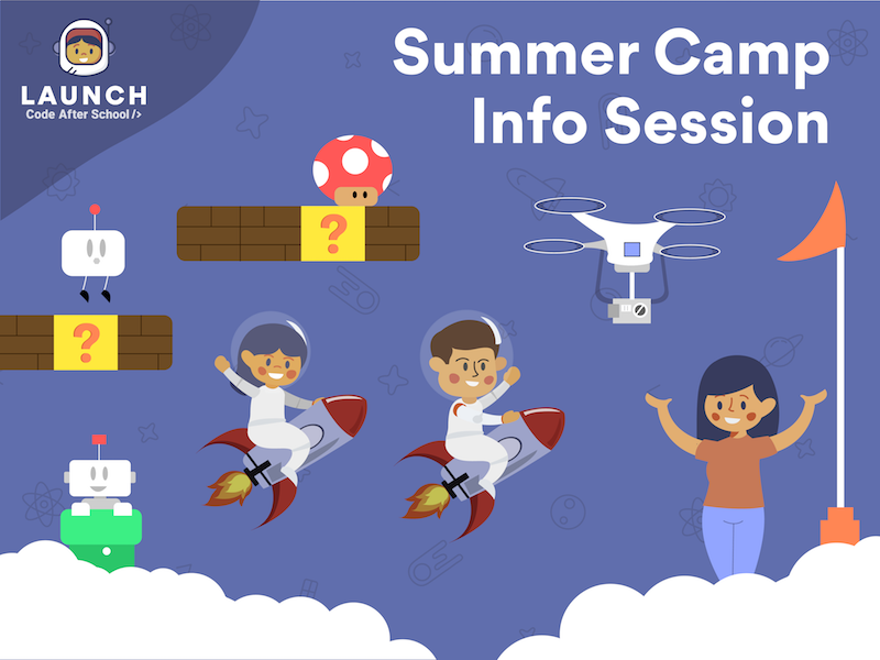 Summer Camp Open House & Info Session - Community Calendar - The