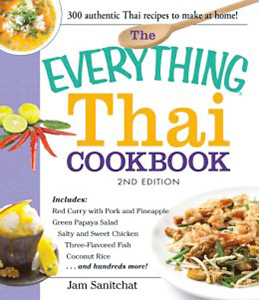 The food issue book review local flavor books the austin the everything thai cookbook second edition forumfinder Images