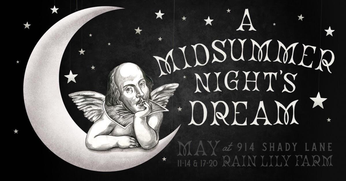 Shakespeare On The Farm A Midsummer Nights Dream