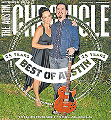 Best of Austin 2014 Issue