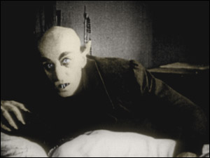 Give blood. Really, it's for a good cause. 'Nosferatu' tonight at the Paramount with a blood drive for the Blood Center of Central Texas