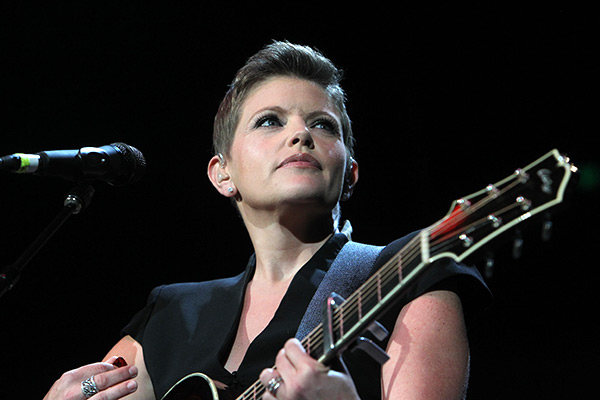 Natalie Maines at the Central Texas Wildfire Benefit, 10.19.2011