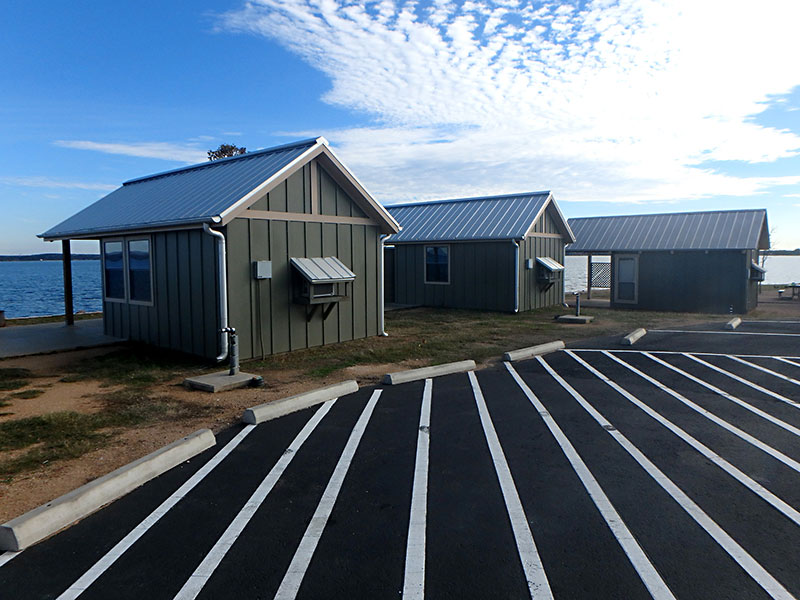Beau The Cabins Offer Two Things That Campers Miss U2013 Heating And Air  Conditioning. Best Of All, They Offer An Expansive View Of The Lake. Now  That Lake Buchanan ...