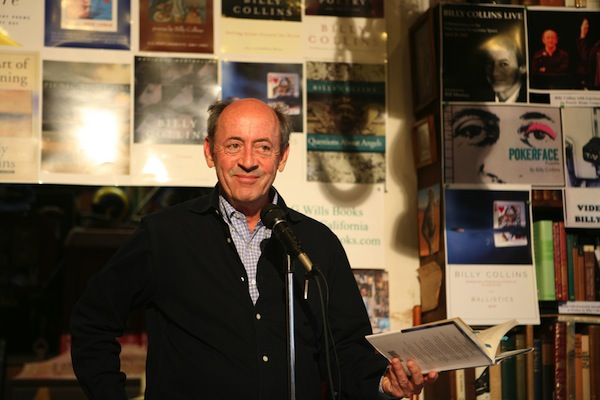 You reader by billy collins