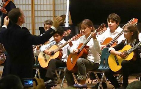 Amateur adult classical music camps