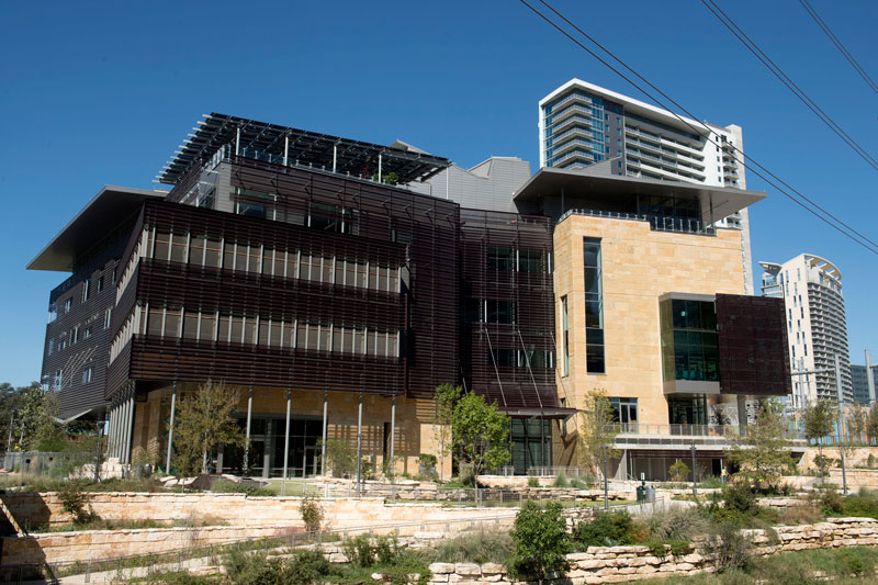 lake flato s impact on austin the firm behind the new library has