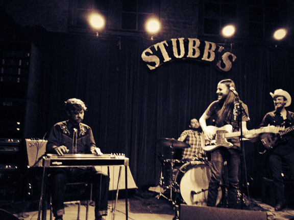 Whiskey Wednesday with Robert Ellis at Stubb's