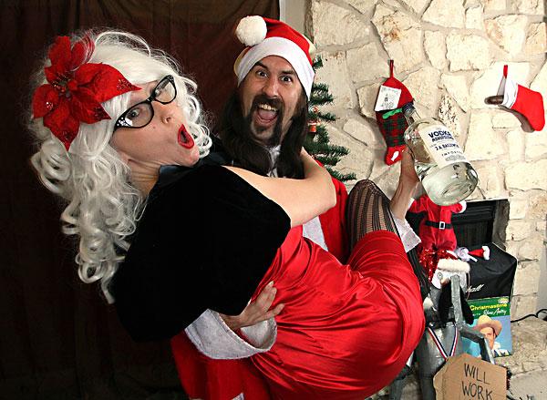 Sad Bad Santa Wild Bill Has Himself A Musical Music The Austin