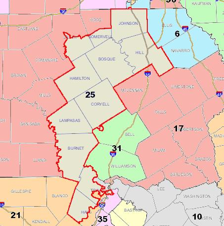 No Compromise On Gerrymandering Travis State Refusing