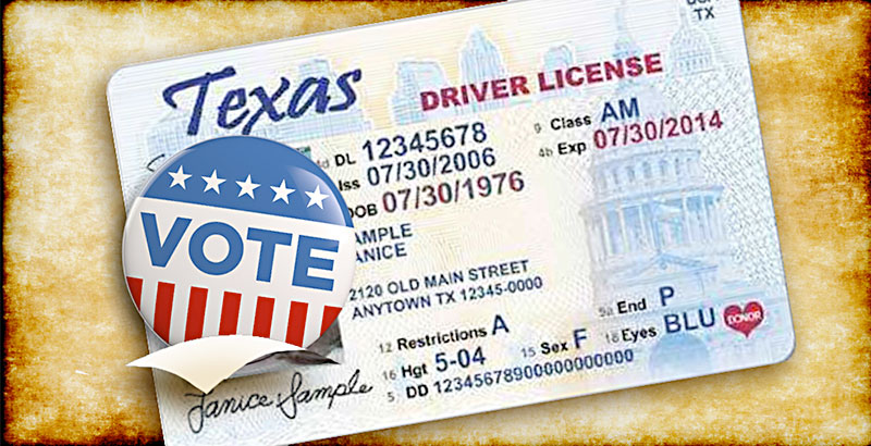 Federal judge again tosses out Texas voter ID law